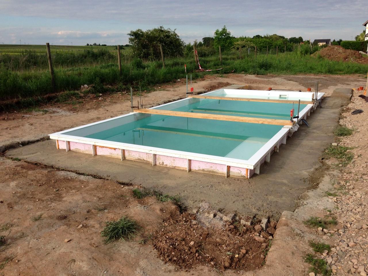 Vogel pool gmbh schwimmbecken aus polypropylen gfk und for Pool zum einbauen