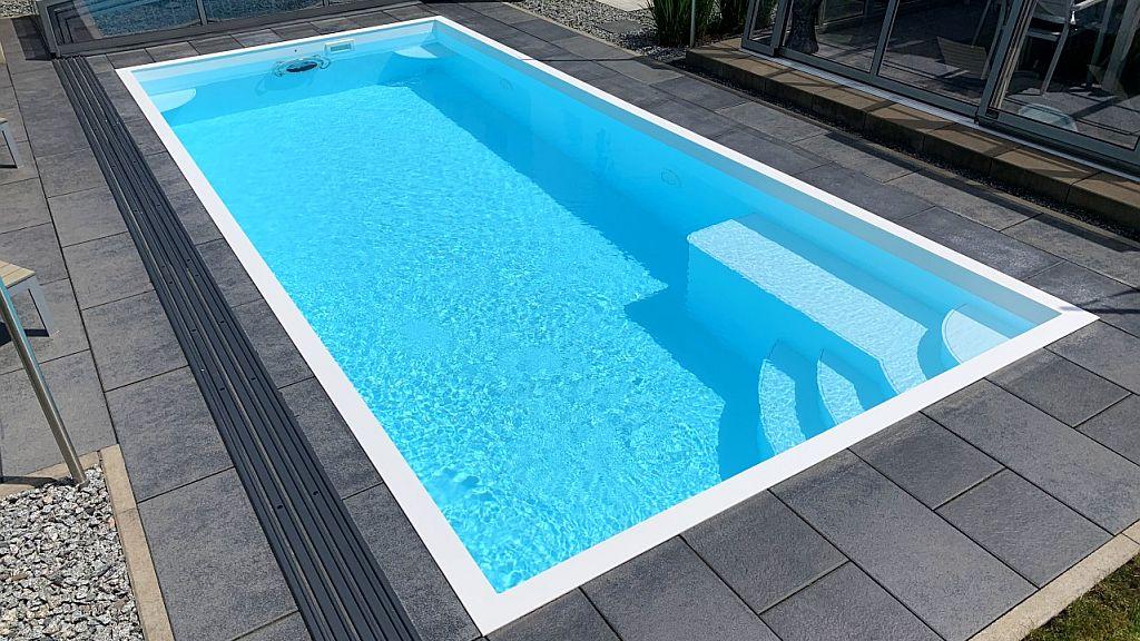 Vogel Pool Gmbh Schwimmbecken Aus Polypropylen Gfk Und Ceramic Home